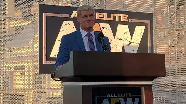 Cody, All Elite Wrestling
