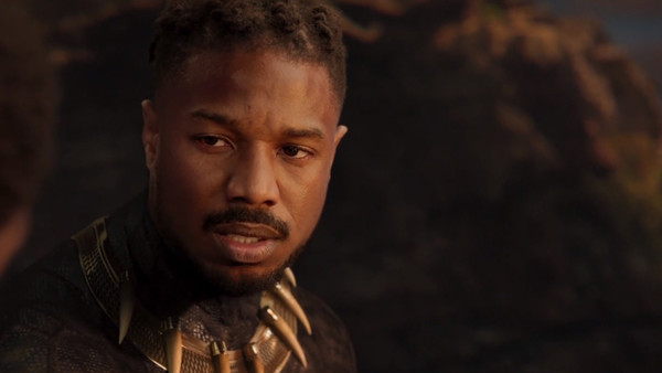 Black Panther Killmonger Death