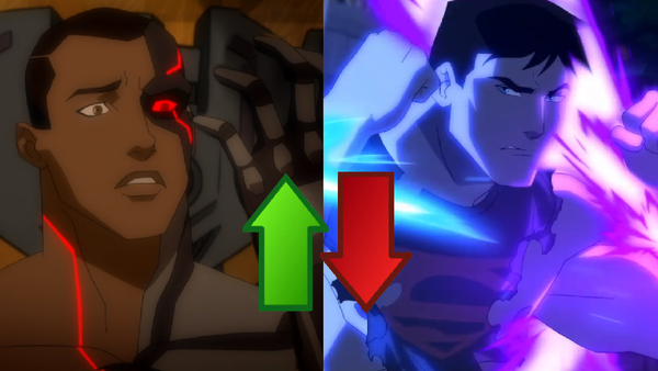 Young Justice Outsiders Ups Downs 4