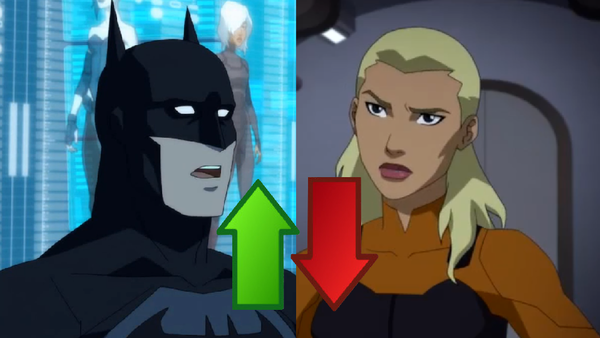 Young Justice Outsiders Ups Downs 3
