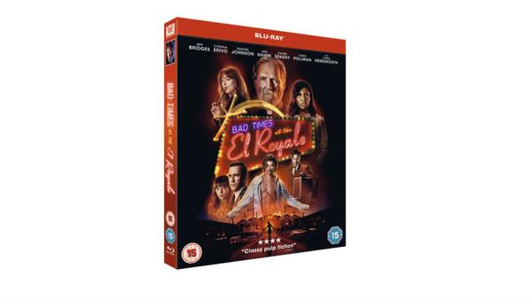 Bad Times At The El Royale Blu Ray