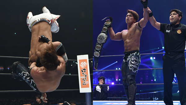 Risultati immagini per NJPW Wrestle Kingdom 13 KUSHIDA