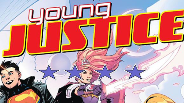 Young Justice 2019 #1 Star Rating