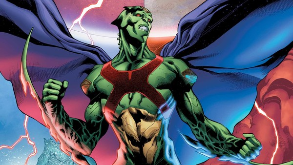 Martian Manhunter DC Comics