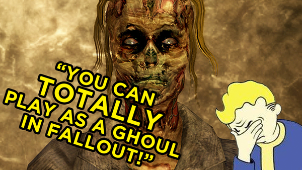 Fallout 3 Ghoul
