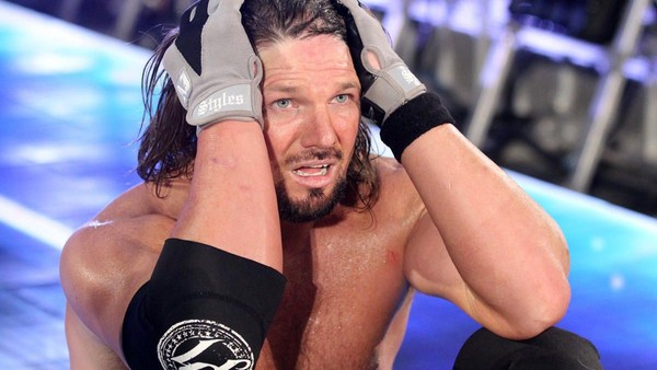 info for 04fbd 606c6 AJ Styles confused WWE
