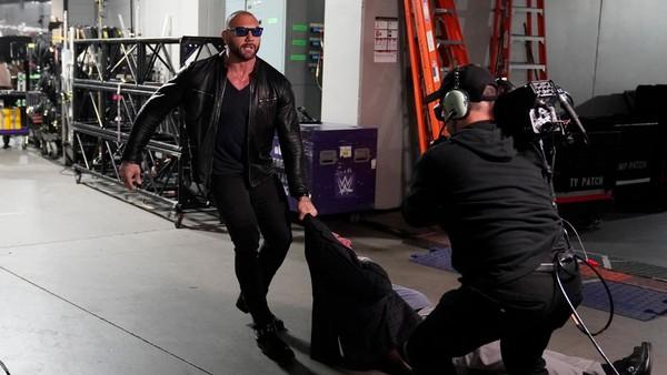 Batista Raw
