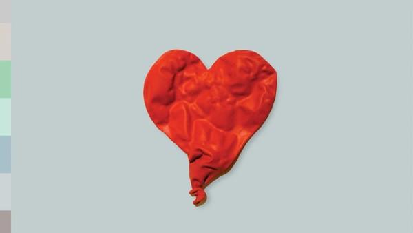 808s & heartbreak Kanye West