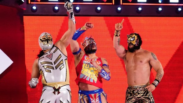 lucha house party