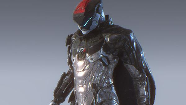Anthem Game Mass Effect