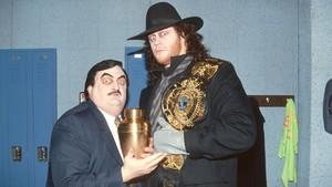 The Undertaker WWE Champion 1991