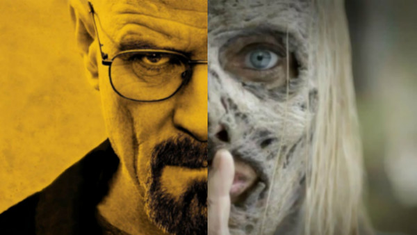 Walking Dead Breaking Bad