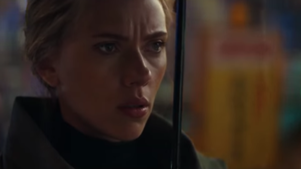 Black Widow Endgame Trailer