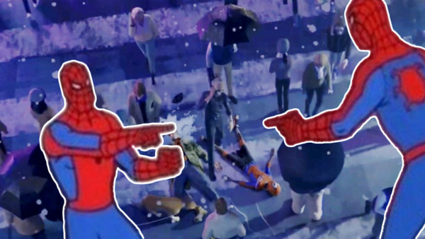 Spider Verse Stan Lee