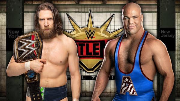 Daniel Bryan Kurt Angle Wrestlemania 35