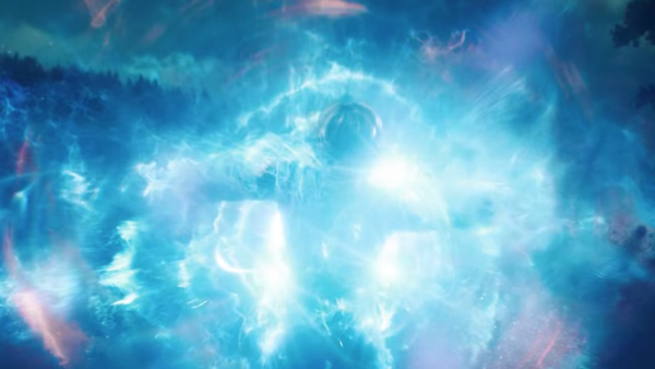 Captain Marvel Kree Genes
