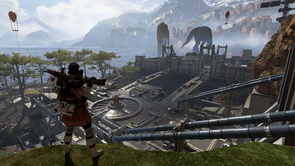 Apex Legends Map 2