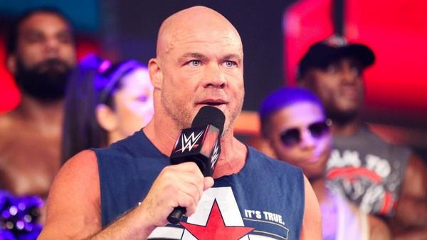 Kurt Angle Wwe Raw