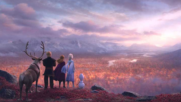 Frozen 2 Vista