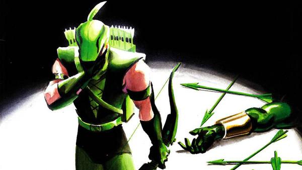 Green Arrow Return