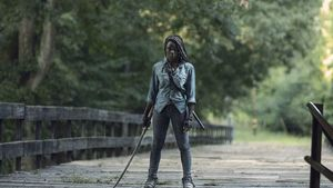 The Walking Dead Michonne Season 9