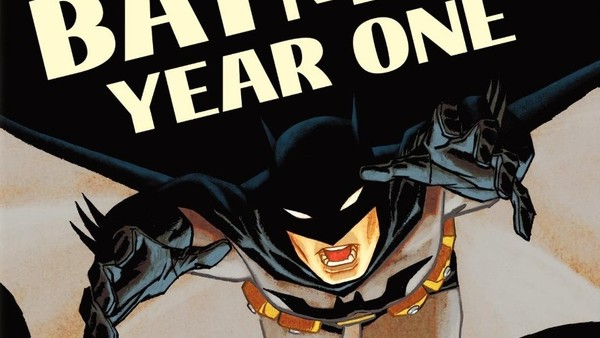 Batman Year One Batsuit