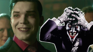 Gotham Season 5: First Look At The Birth Of The Joker