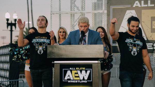 Cody AEW