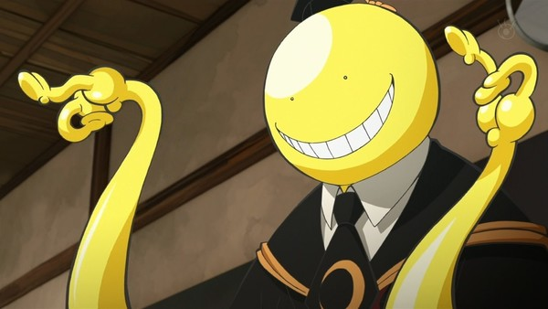 9. The Death Of Koro Sensei - Assassination Classroom