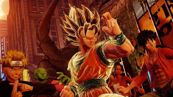 Jump Force Review - An Anime Fan's Dream?