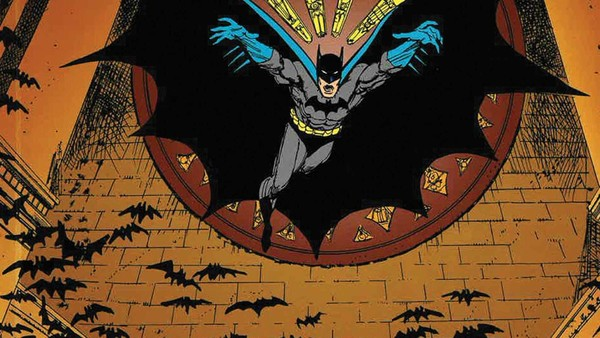 Batman Gothic