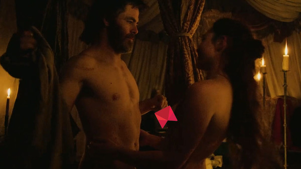 Outlaw King Sex Scene