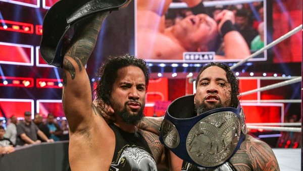 The Usos Tag Titles