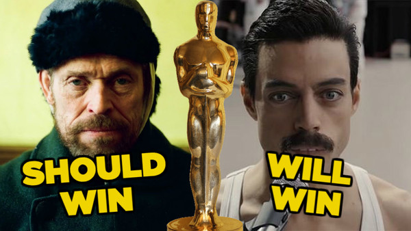 Oscars Who Should Win Who Will Win