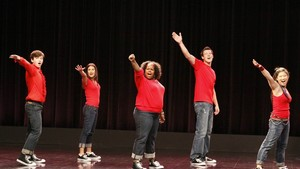 Glee Don't Stop Believin