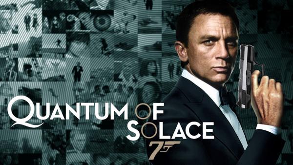 Quantum Of Solace Daniel Craig
