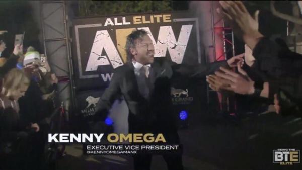 Kenny Omega AEW