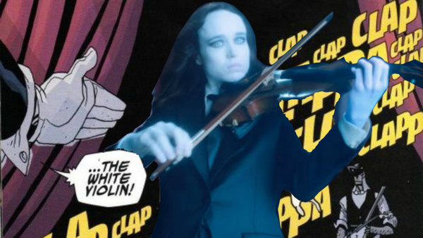 The Umbrella Academy The White Violin