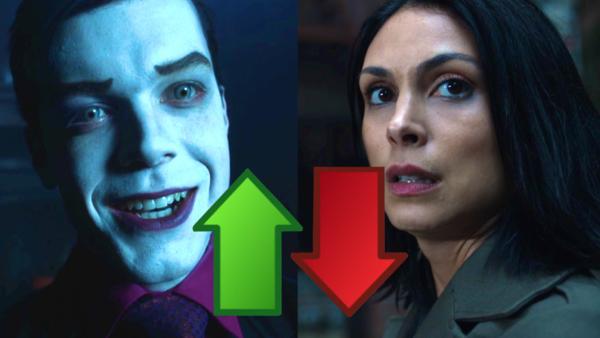 Gotham S5 Ep 6 Ups Downs