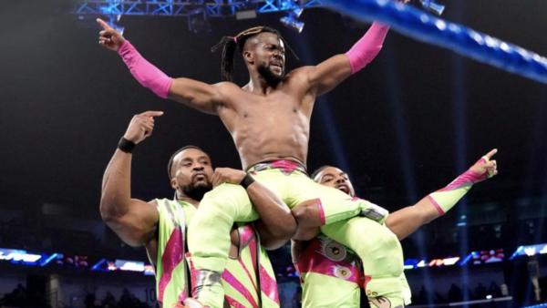 Kofi Kingston the new day