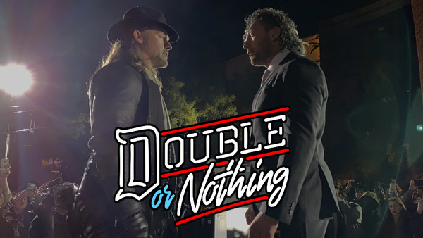 Kenny Omega Chris Jericho AEW Double Or Nothing