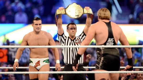 Wrestlemania 29 Swagger Del Rio