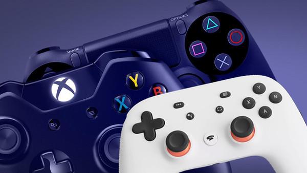 PS4 Xbox One Stadia