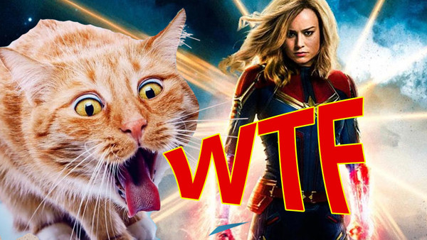 Captain Marvel WTF