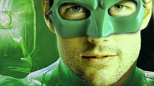 Green Lantern Tom Cruise