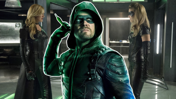 'Arrow' to end with shortened eighth season on the CW