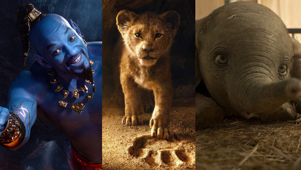 Every Upcoming Disney Live Action Remake Ranked By Hype