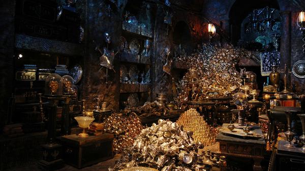 Gringotts Wizarding Bank Warner Bros Studio Tour London The Making Of Harry Potter