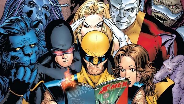 Astonishing X-Men Reading