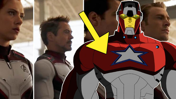Avengers Endgame Armour